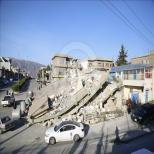 زلزله شدید در شهرستان دربندیخان استان سلیمانیه عراق-خبرگزاری آناتولی